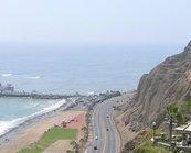 Kust Lima stad
