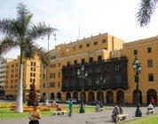 Lima centrum Populaire rondreizen peru