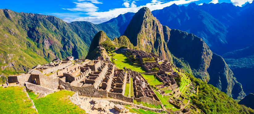 Machu Pichu tijden tour