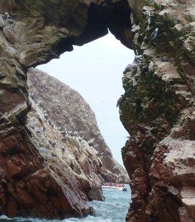 Kustgebied Peru