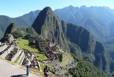 Machu Picchu met rondreizen peru bolivia
