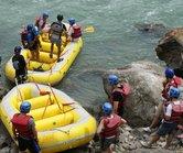 Rafting met Rondreizen Peru