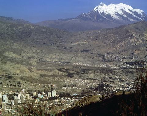 Chacaltaya La Paz