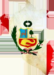 Vlag rondreizen Peru