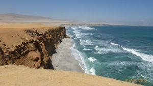 Paracas kustgebied