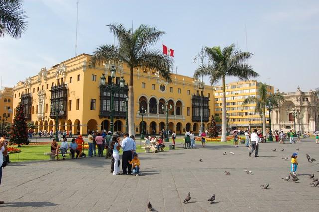 populaire rondreizen Peru