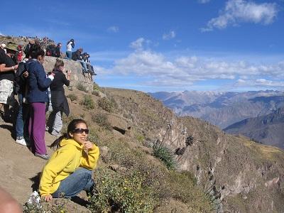 Colca Canyon dagtour