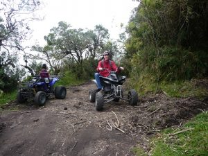 quad biking Sucre dagtrips