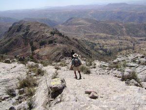 De trekkings Peru