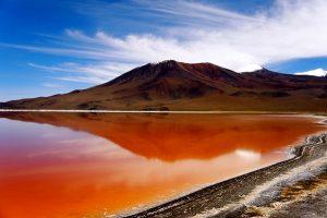 Red Lagoon Uyuni