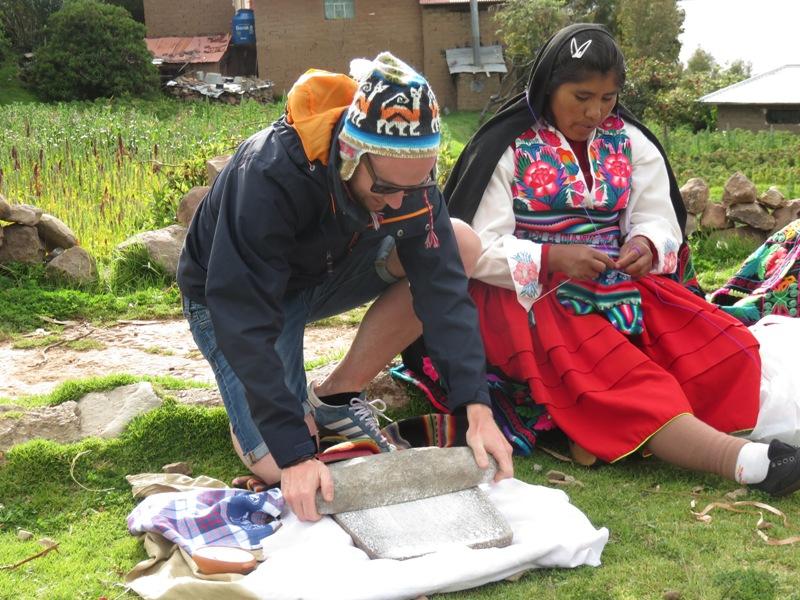 25 daagse rndreis Peru Bolivia